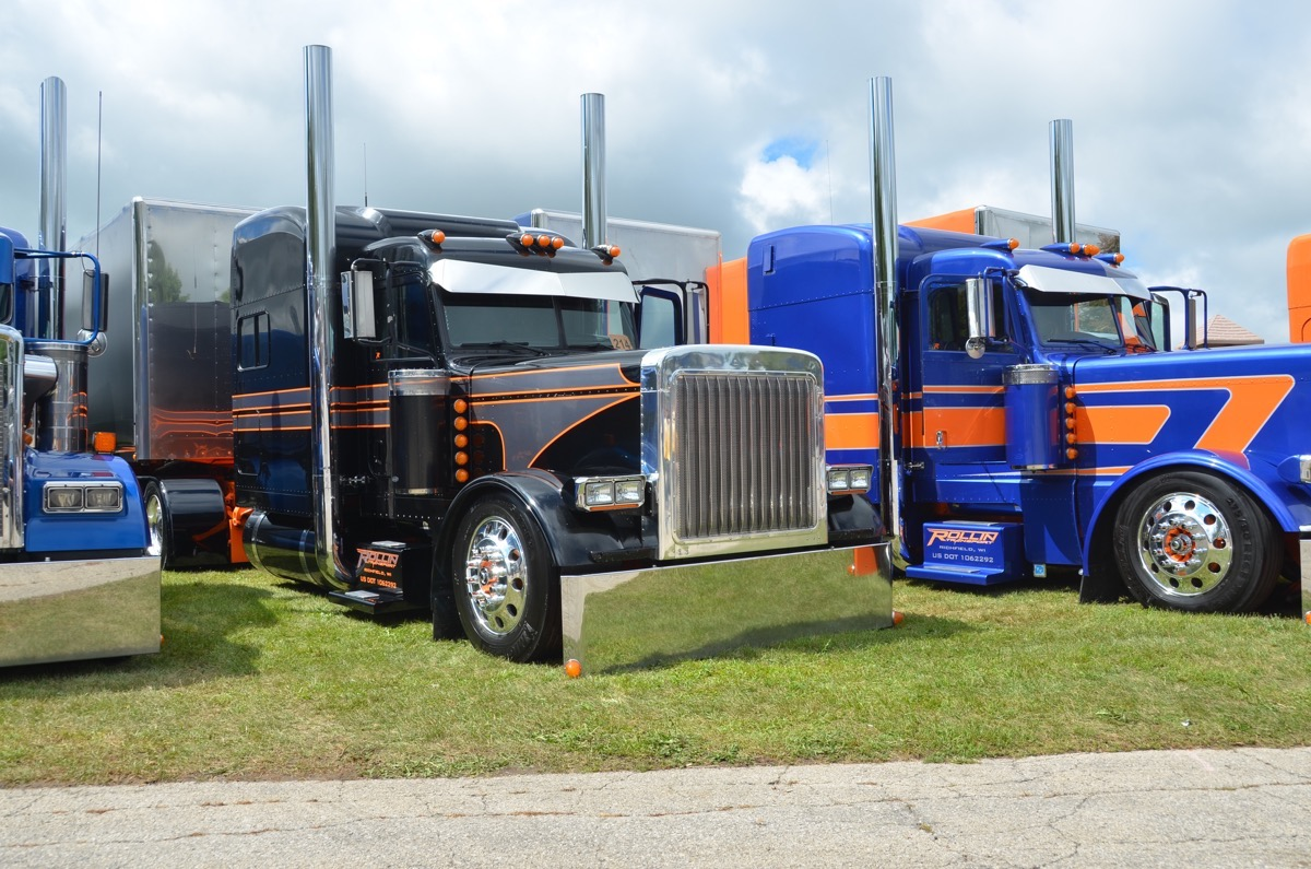 Big Rig'n: The 2016 Waupun Truck-n-Show – Our Photos From The Gathering Of Heavy Steel