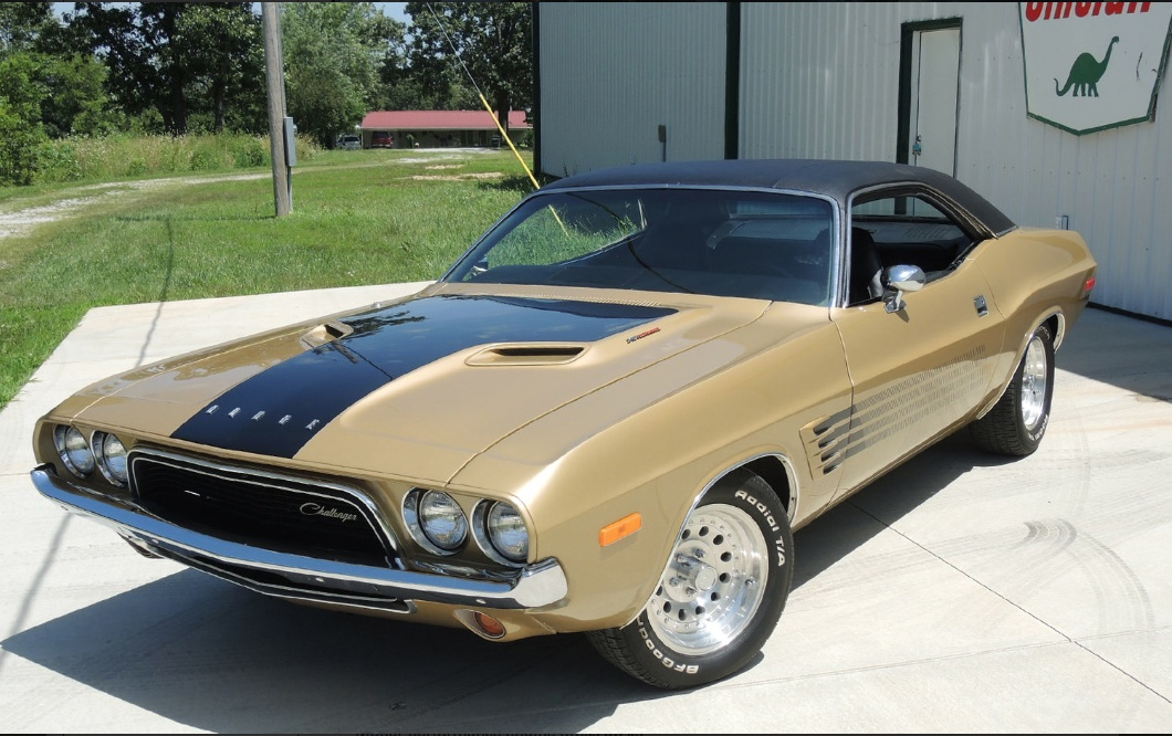 Cool Old Muscle Cars. Classic Cars That Define Cool Style Of All ...