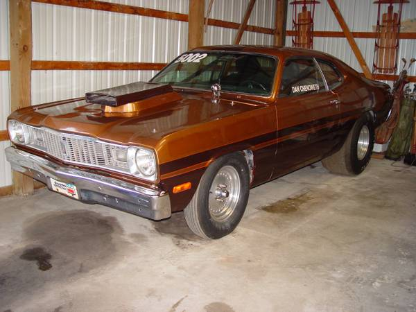 This Old School 1970 Plymouth Duster Has Interesting History And A Mean Little Small Block – Do Want!