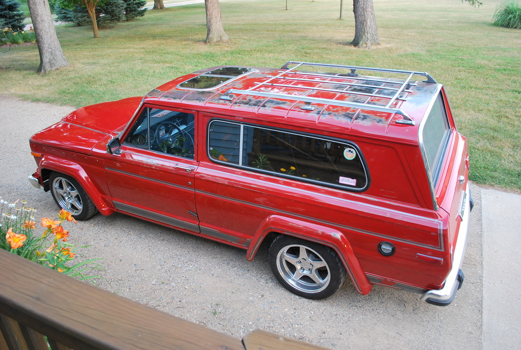 project update the turbo hemi swapped 1983. Black Bedroom Furniture Sets. Home Design Ideas