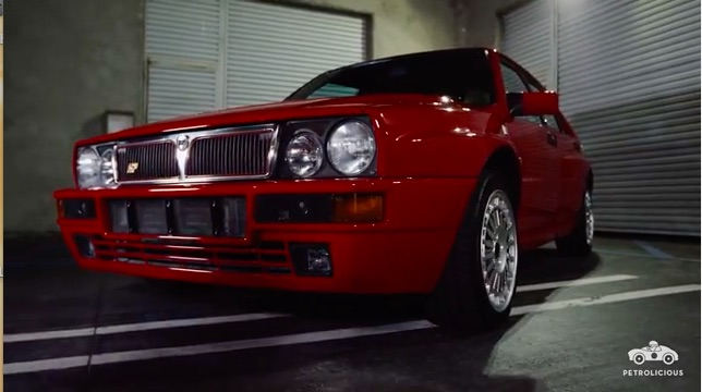 Rally Royalty: Petrolicious Checks Out An American-Owned Lancia Delta Integrale