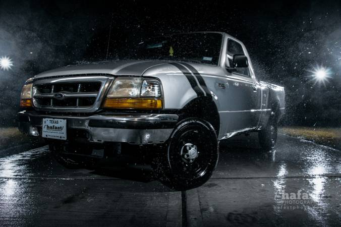 Epic Overkill: Using Beautiful Photography To Sell A 1998 Ford Ranger XLT!