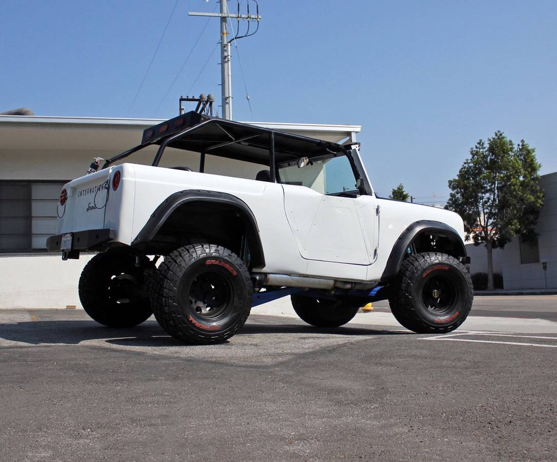 BangShift com Could This Be The Most Bad Ass International Scout 80
