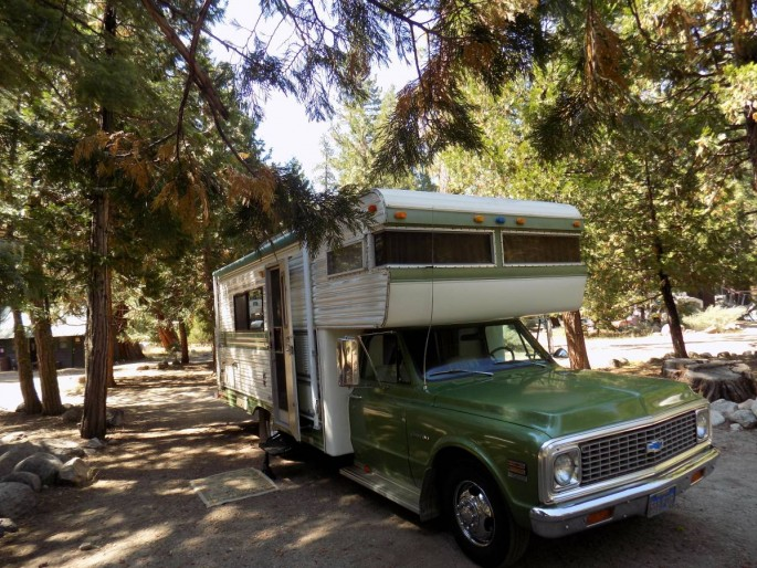 BangShift.com My Dream RV: We'd Live In This 1972 Roll-A