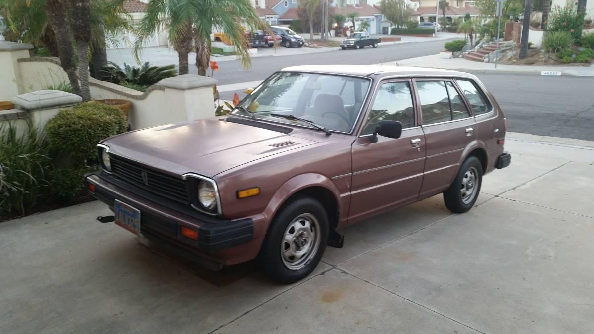 ... 1980 Honda Civic Wagon 12 ...