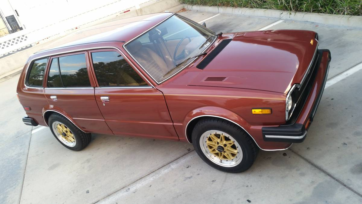 bangshift com we would own and drive this honda civic wagon in a rh bangshift com 1980 Honda Civic Wagon Interior 1980 honda civic wagon craigslist
