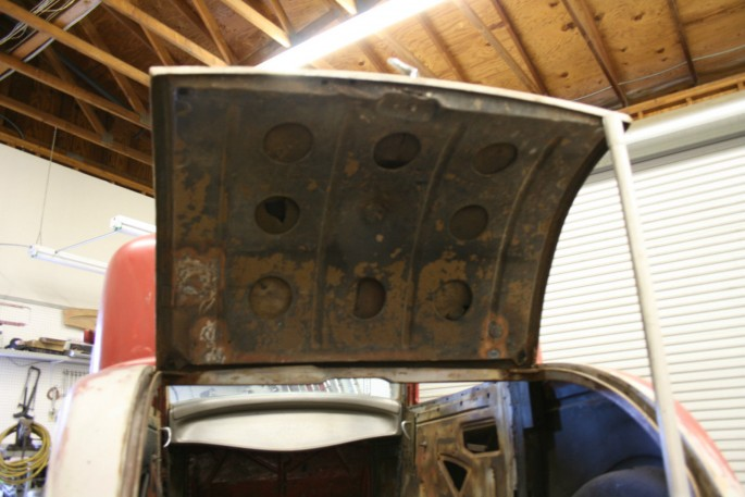 bangshiftcom genuine  ford steel  window coupe project  sale  dyno don flathead