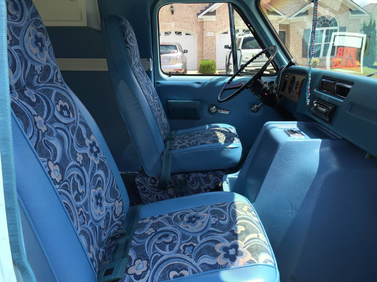 Chevy Conversion Van For Sale >> BangShift.com Would You Rather: Which One Of These Bitchin Van's Would You Rather Cruise ...