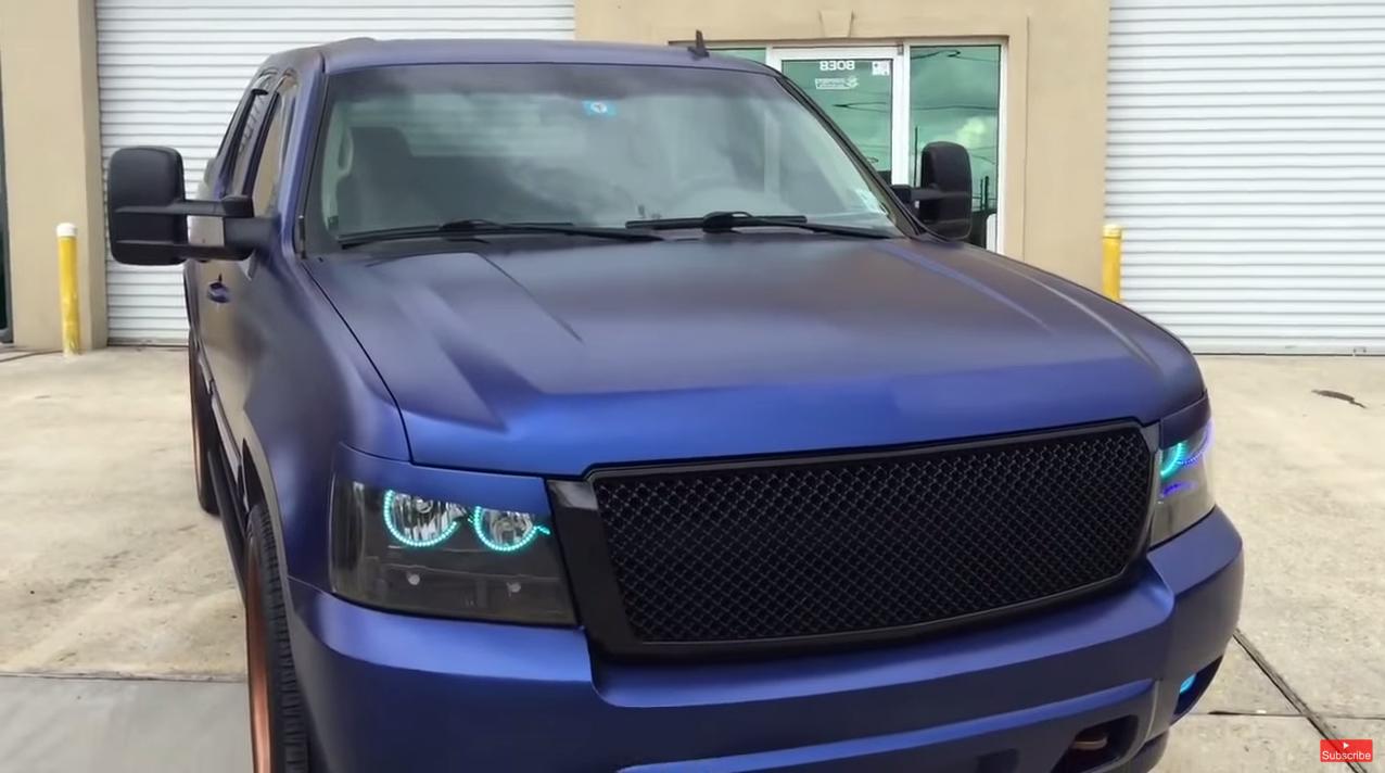 Black Sapphire Car Paint