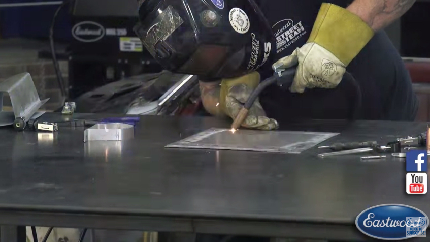 Welding Tech: Spot And Rosette Welds That Will Make Your Restoration Look Mint