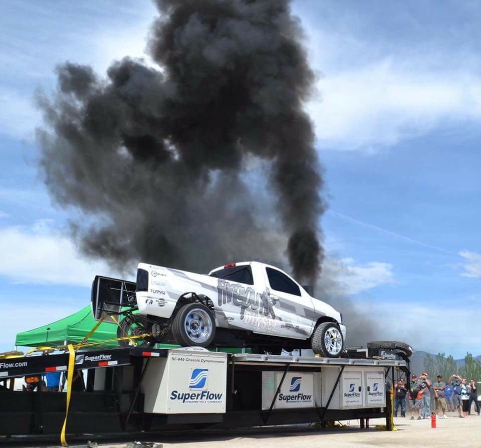 It's Clevite Bearings Or Nothing For The Baddest Diesel Pickup In The Land – Firepunk's Enforcer Relies On Clevite