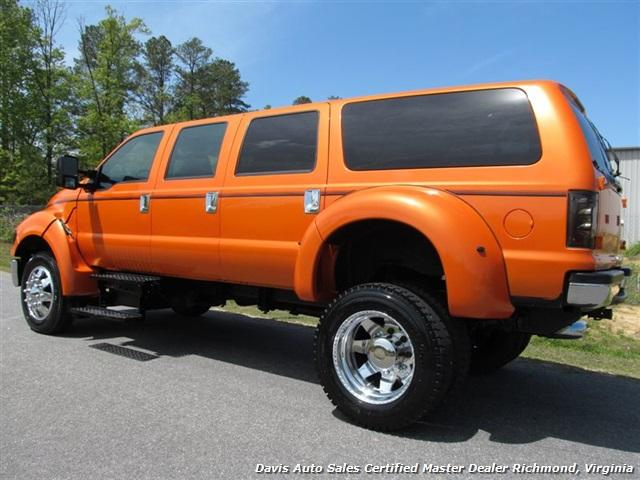 Ford F  Door Dually Excursion