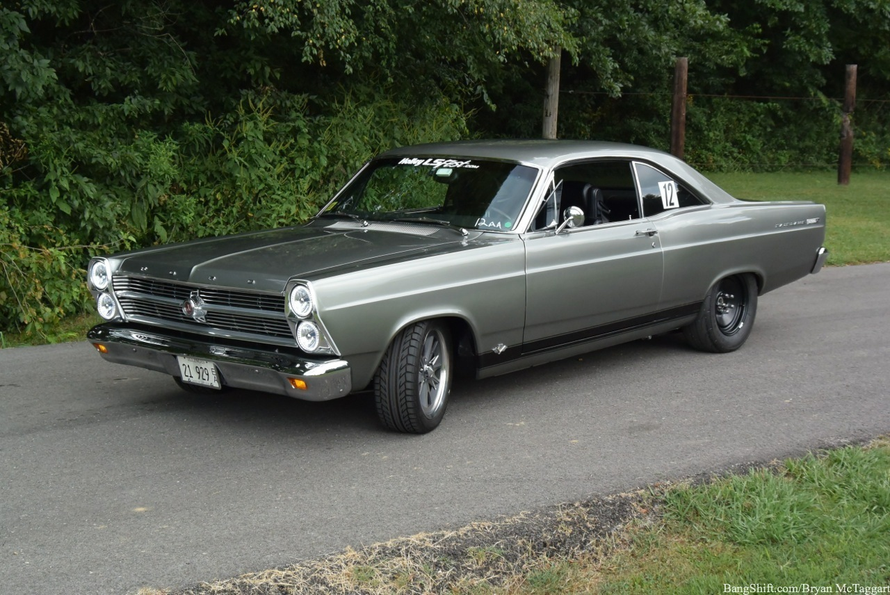 A Family Affair This 1966 Ford Fairlane 500XL Is Well Built Beauty With