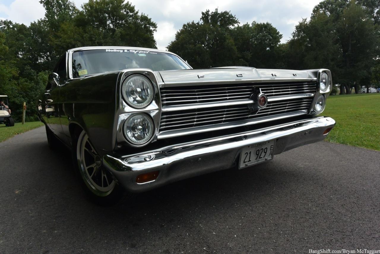 BangShift com A Family Affair: This 1966 Ford Fairlane 500XL Is A