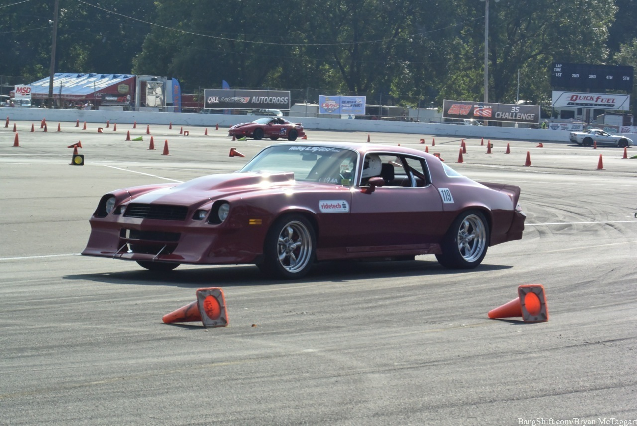 Autocross Action From Holley's LS Fest 2016 Starts Right Here