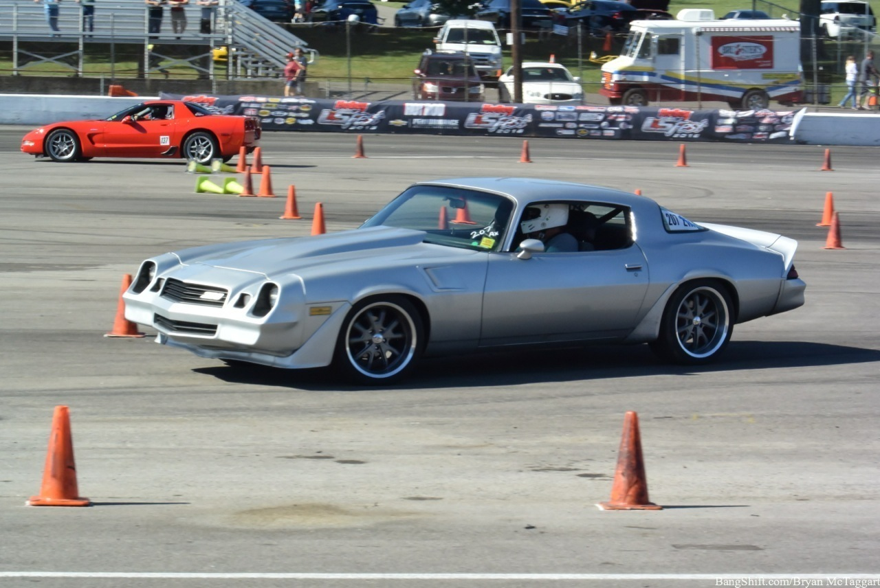 LS Fest 2016: Speed, Steering And Stopping…The Baer Brakes/Super Chevy 3S Challenge!