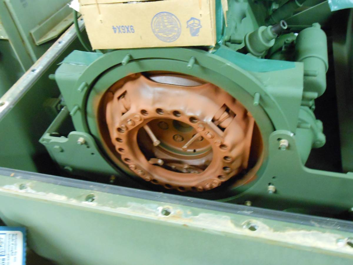 Throw Out Bearing >> BangShift.com Get A Complete, Reman, M35 Deuce And A Half ...