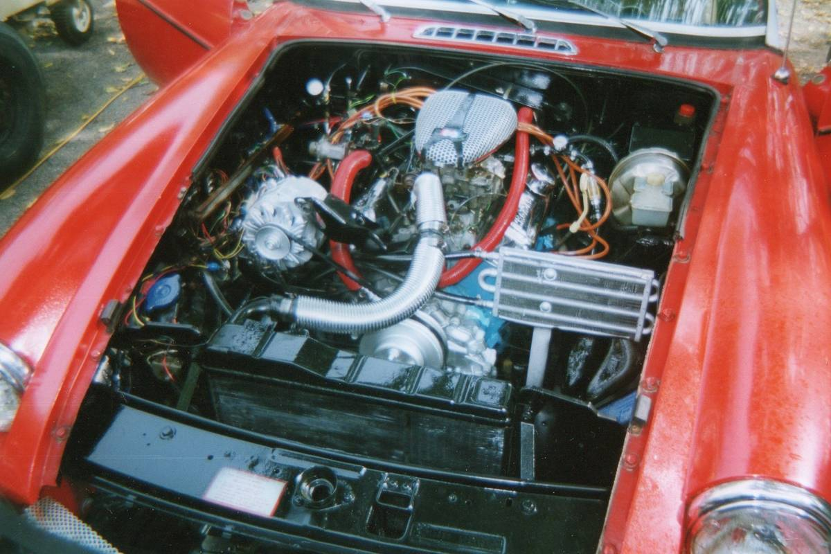 Bangshift Com V6 Swapped Mgb