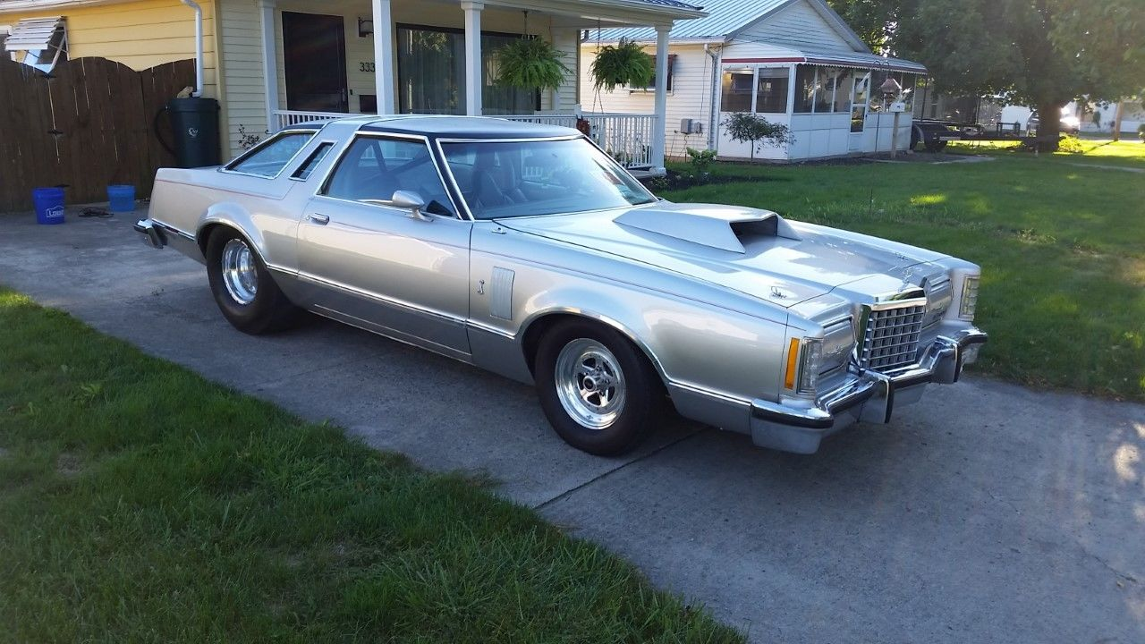 Ford Racing Apparel >> BangShift.com Pro Street Luxury? This 545 Cubic Inch Pro Street 1978 Ford Thunderbird Is Just ...