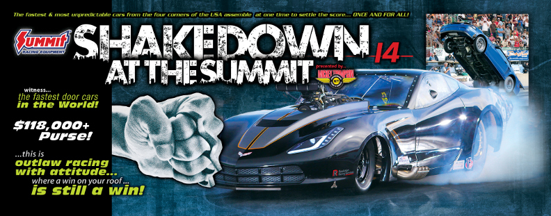 We Are LIVE From Shakedown At The Summit 14 Starting Friday in Norwalk!