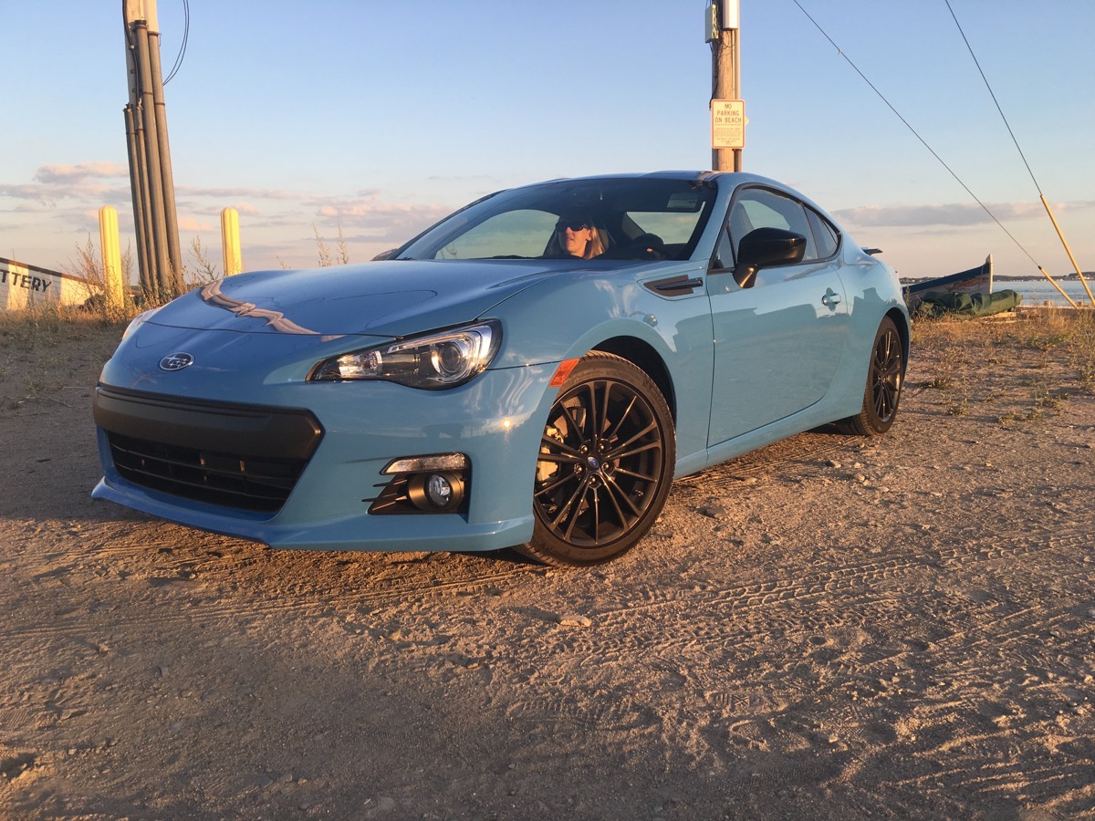 BangShift Road Test : The 2016 Subaru Series.Hyper Blue BRZ Is The Sharpest Tool In The Shed