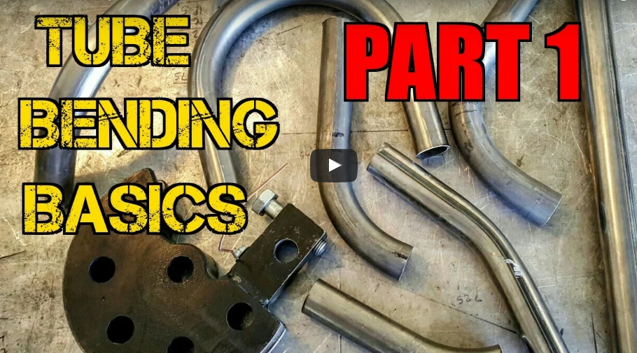 Tube Bending Basics For Bumpers, Roll Cages, Roll Bars, And More