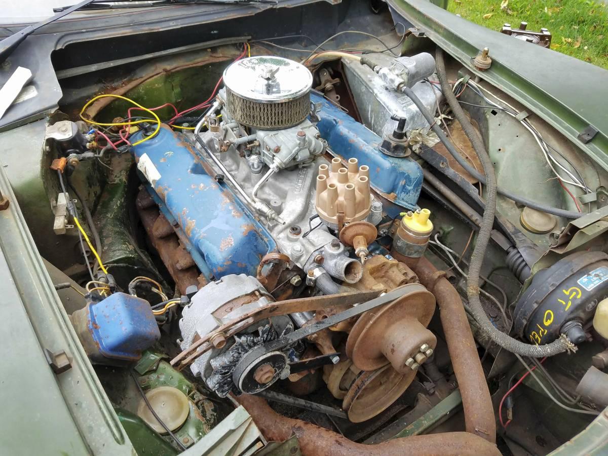 Opel gt engine swap