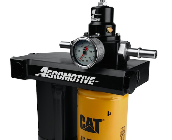 Aeromotive Introduces Diesel Lift Pump System For 2003-2007 6.0L Powerstroke Trucks