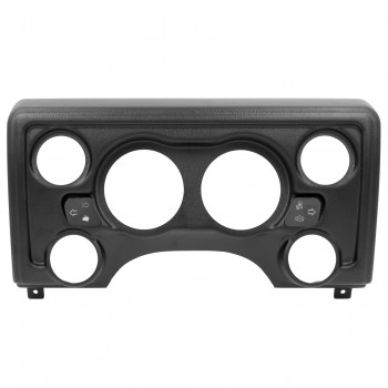 AutoMeter's New Direct Fit Dash For Jeep JKs Is A Perfect Solution To Your Mounting Needs