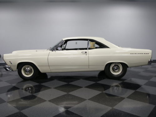 The Coolest Ford Ever? This 1966 Fairlane 500 R-Code Is A Big Block, Bench Seat, Four Speed Killer