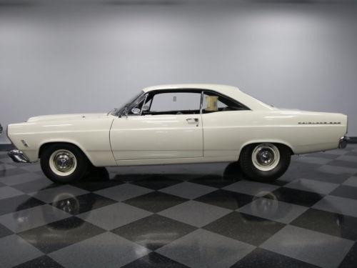 1966 ford fairlane 500 r code