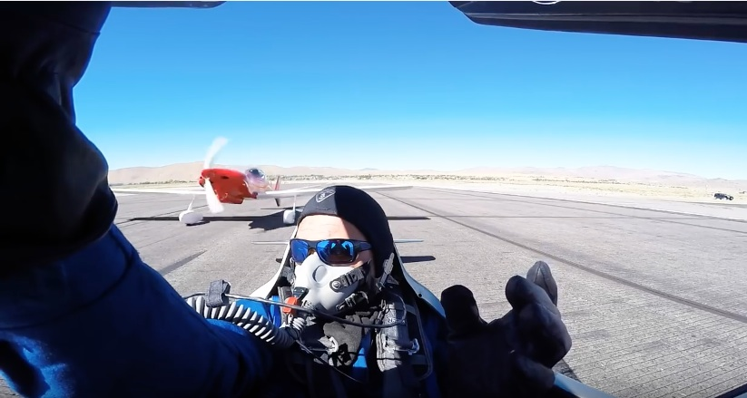 """The Cockpit View Of The """"Hot Stuff"""" Accident At The Reno Formula 1 Air Race Is Genuinely Horrifying"""