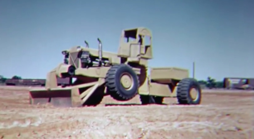 Vintage Hugeness Video: Watch An Evolutionary History Of RG LeTourneau Built Wheel Dozers