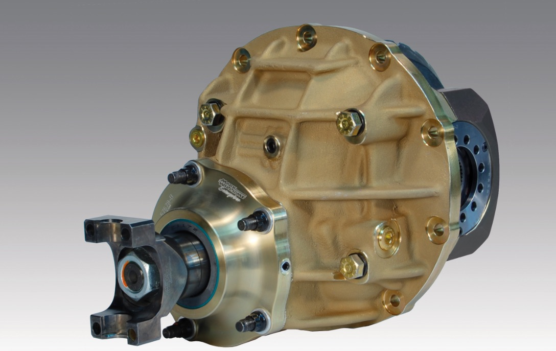The Strong Get Stronger! Mark Williams Releases New Big Bore Ball Bearing Case For 9″ Ford