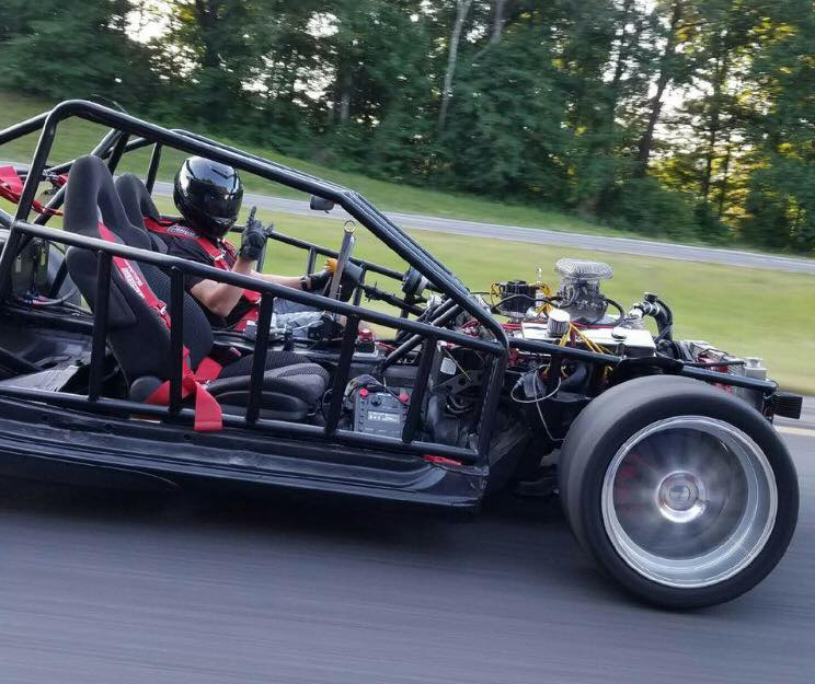 photo How to Build a Go Kart
