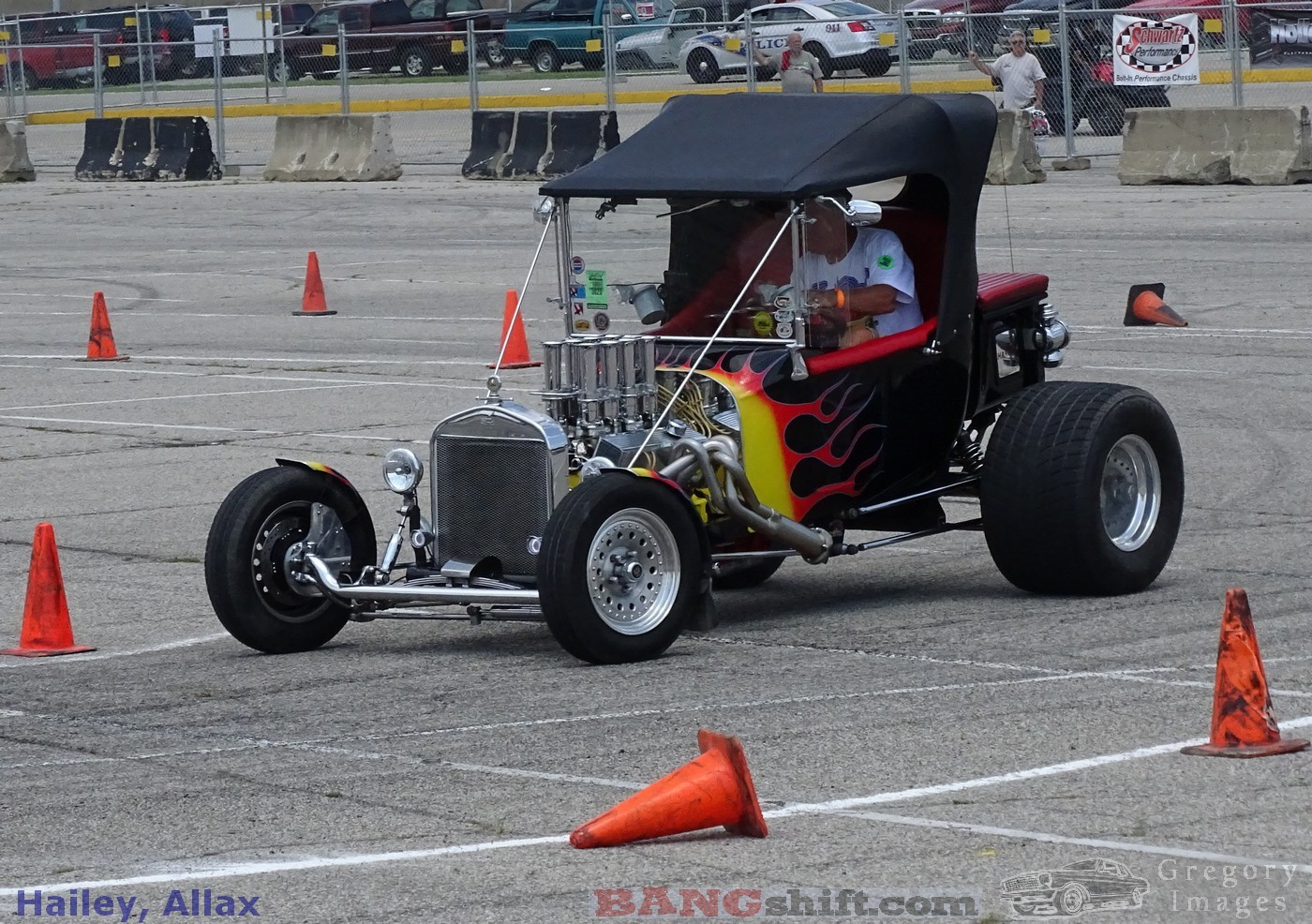 NSRA Streetkhana Action 2: More Cars, More Cones, More Cool Photos