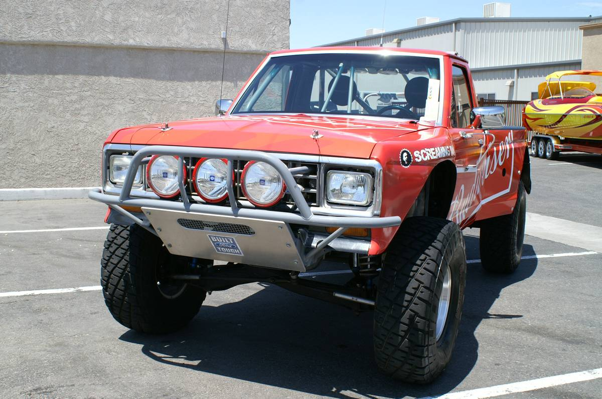 Bangshift Com Money No Object This 1983 Ford Ranger