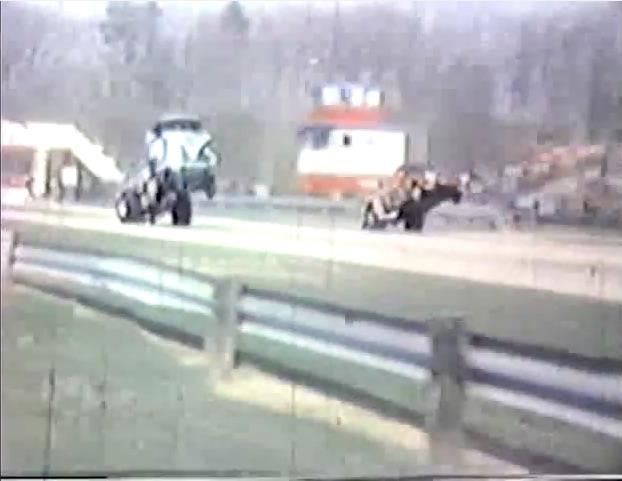 Wheelstander Heaven Video! Performances From Wisconsin International Raceway And Great Lakes Circa 1980-81