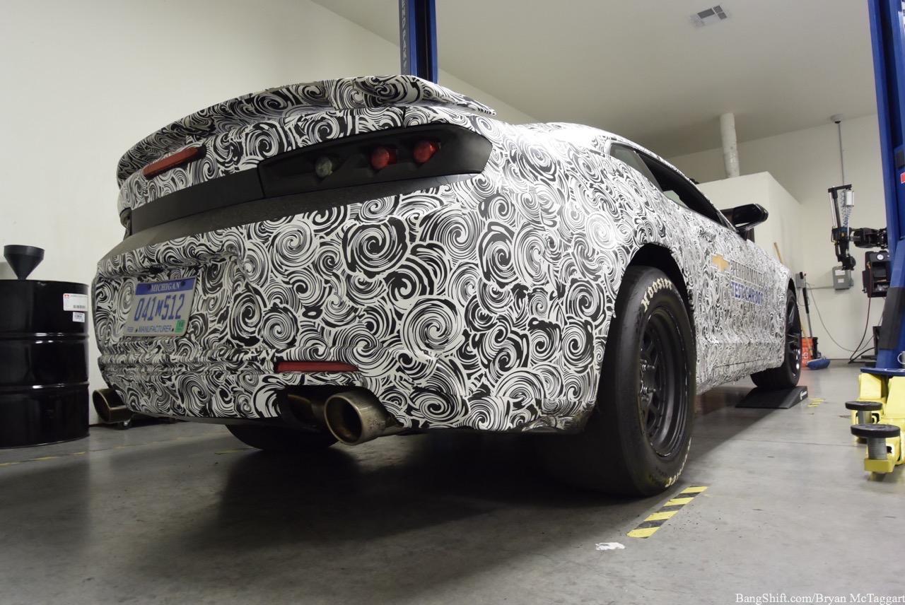 Breaking News: Chevrolet Unveils The Camaro SS Drag Race Development Program Cars! Exclusive In-Depth Photos Here