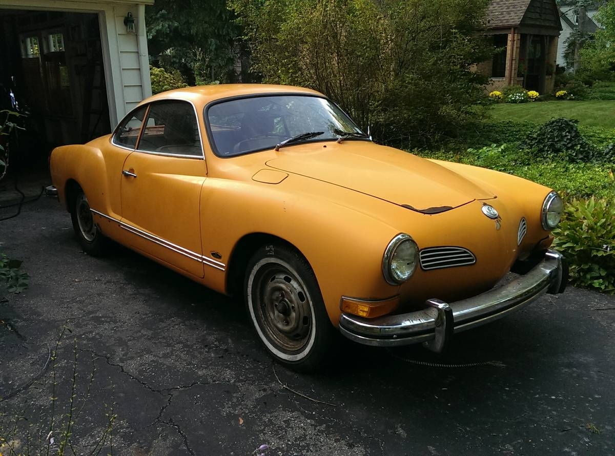 BangShift.com Karmann Ghia