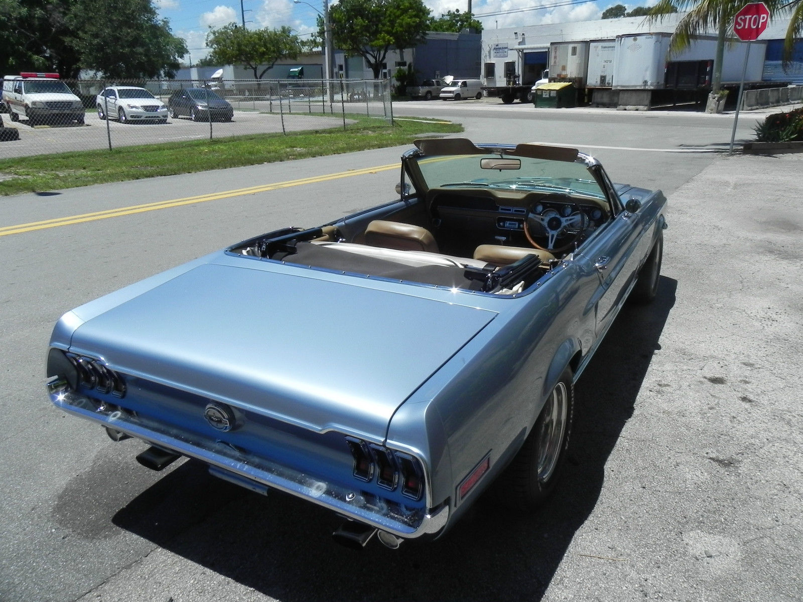 BangShift.com Money No Object: This Right-Hand Drive Converted 1968 ...