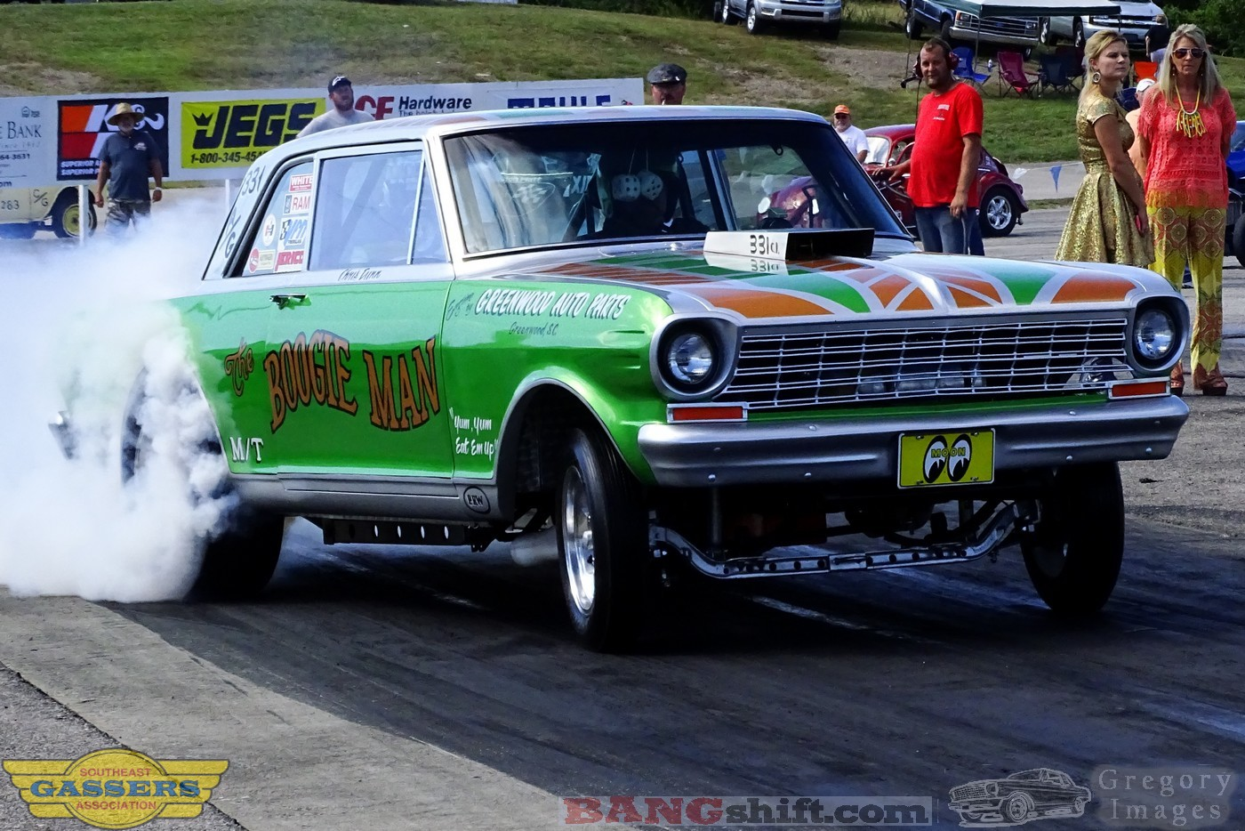 Southeast Gassers Racing Gallery: Mountain Park Dragway Was Nuts!