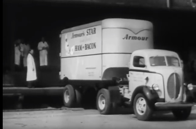 This 1940 Ford Truck Promotional Film Features About Every Cool Model The Company Made At The Time