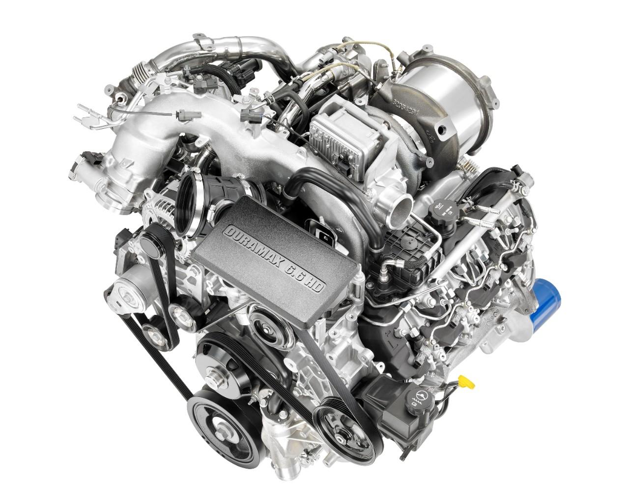 New Duramax Engine Headed For 2017 Silverado and Sierra HD Trucks