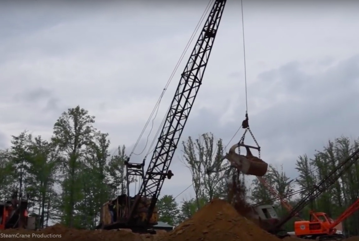 Dragline Videos! This Big Old Machines Still Have Their Place – Especially In The BangShift Hall Of Fame!