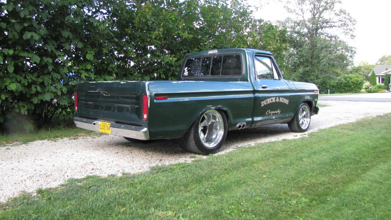 Ebay link 1979 ford f 100 shortbed