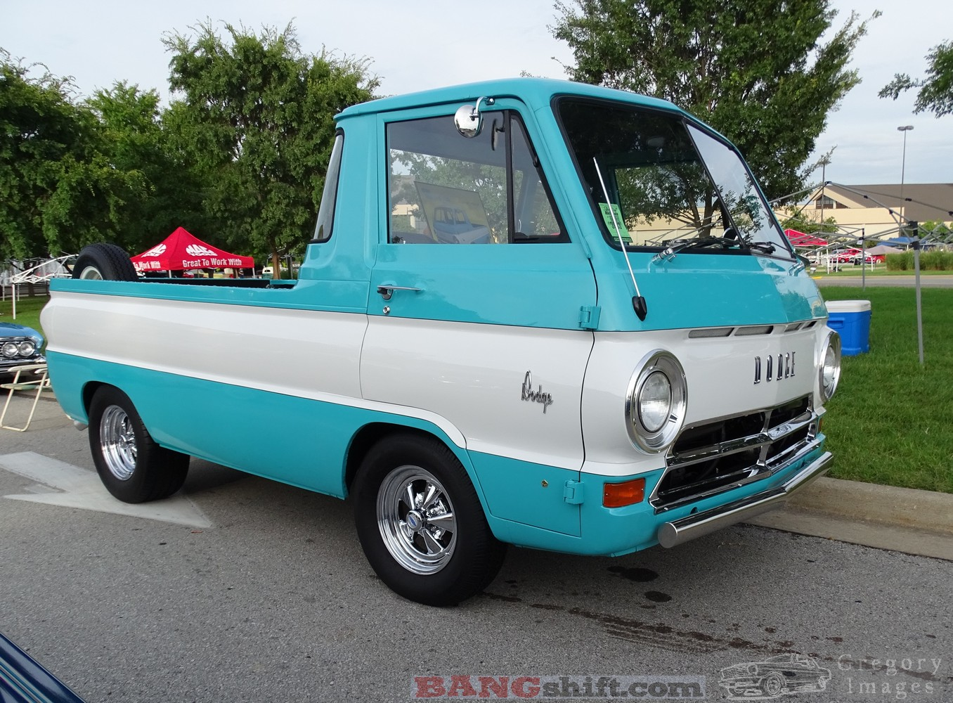 Truckin' On Down The Line: One Last Collection Of Cool Trucks At The 2016 NSRA Nationals