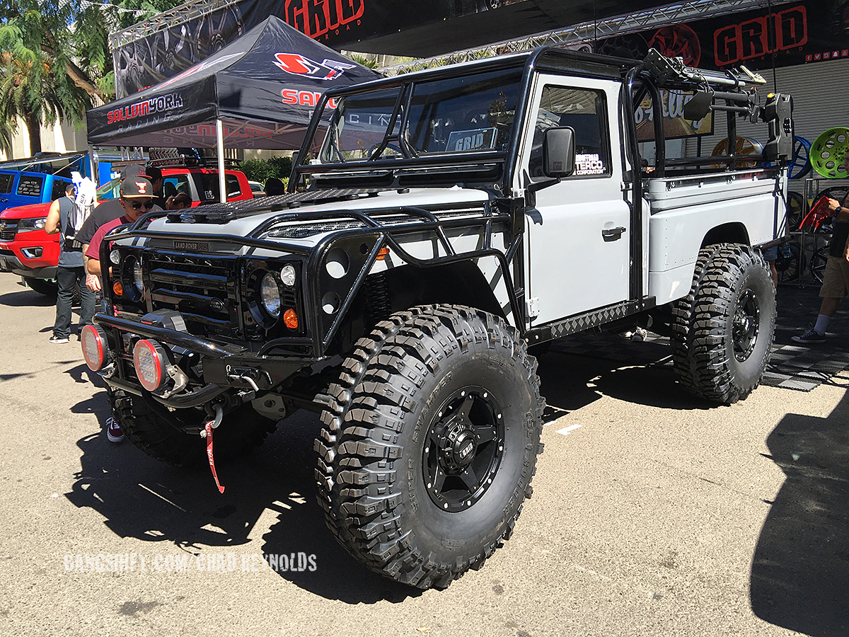 Off-Road Expo 2016 Had All The Big Tire Goodness You Expect!