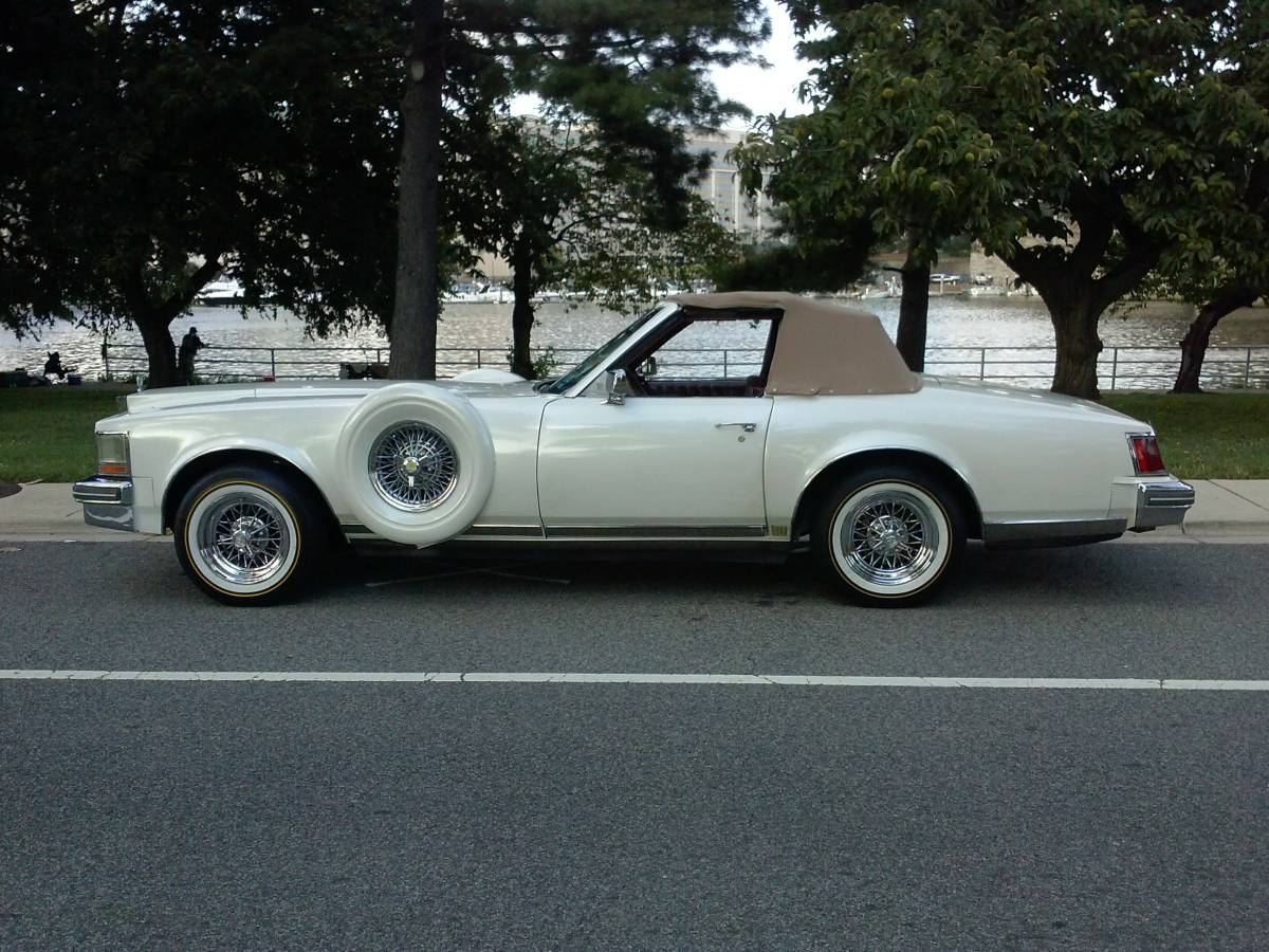 Pimp My Nova: This 1979 Cadillac Seville Opera Coupe Convertible Is Classy (In A Freak Show Kind Of Way!)