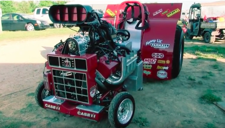 Racepak Just Released One Of The Coolest Tractor Pull Videos We Have Seen In A While – The Grant County Tractor Pull